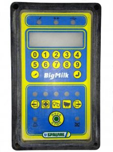 Milking Point Controller Bigmilk BD-06